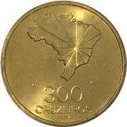 300 cruzeiros (150 ans de l'indépendance, essai) – revers