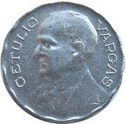 100 réis - Getúlio Vargas -  avers