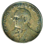 10 centavos - Vargas (Cupronickel) -  avers