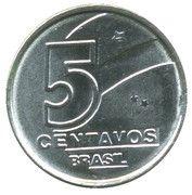 5 centavos - Pêcheur – avers