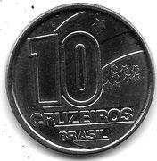 10 cruzeiros -  revers