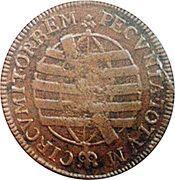 10 réis - José I – revers