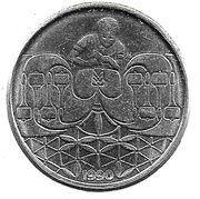 50 centavos - Tisserande -  revers
