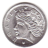 2 centavos FAO -  avers