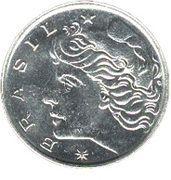 50 centavos - Cargo amarré (nickel) -  avers
