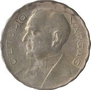 400 réis - Getúlio Vargas -  avers