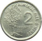 2 centavos FAO -  revers