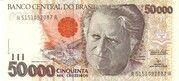50.000 Cruzeiros – avers