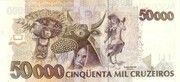 50.000 Cruzeiros – revers