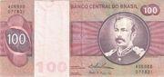 100 Cruzeiros – avers