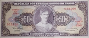 5 Centavos (Stampted on 50 Cruzeiros) – avers