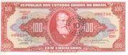 10 Centavos (Stampted on 100 Cruzeiros) – avers