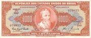 1000 Cruzeiros – avers