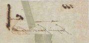 1 Mil Réis (Thesouro Nacional; Copper coin exchange) -  revers