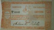 5 Mil Réis (Thesouro Nacional; 2nd print) – avers