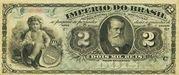 2 Mil Réis (Tesouro Nacional - 6ª Estampa) (1881) – avers