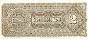 2 Mil Réis (Tesouro Nacional - 8ª Estampa) (1888) – revers
