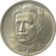 400 réis - Oswaldo Cruz -  revers