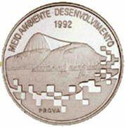 2000 cruzeiros (Essai, conférence sur l'environnement) – revers