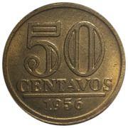50 centavos -  revers