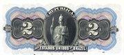2 Mil Réis (Tesouro Nacional - 9ª Estampa) (1899) – revers