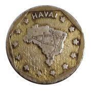 Jeton - Havai (4) – avers