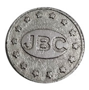 Game Token - Consigames - JBC – revers