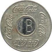 Vending Machine Token - Coca-Cola (IB - Ibirite, Minas Gerais) – avers