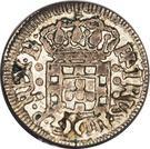 20 réis - Pedro II – avers