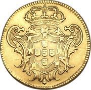 3200 réis - João V – revers