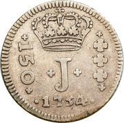 150 réis - José I – avers