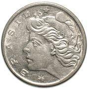 10 centavos (magnétique) – avers