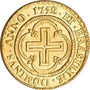 4000 réis - José I – revers