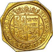 3 ducat Karl Ferdinand (klippe) – revers