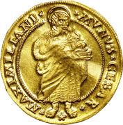 1 ducat Balthasar von Promnitz – revers
