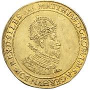 2 Ducat - Matthias II (Breslau) – avers