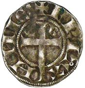 Denier de St Brieuc - Jean III le Bon – revers