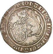Gros au Lion - Jean IV -  avers