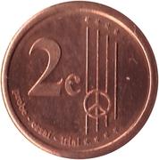 2 Cent – revers