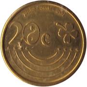 20 Cent – revers