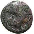 Bronze Æ15 (Bruttium, Brettii) – avers