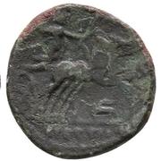 Bronze Æ15 (Bruttium, Brettii) – revers
