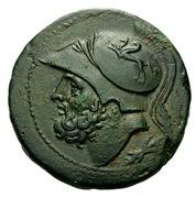 Bronze Æ26 – avers