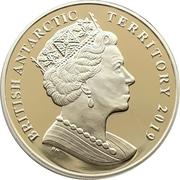 2 Pounds - Elizabeth II (RRS Sir David Attenborough) – avers