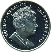 2 livres - Elizabeth II (90ème anniversaire de la reine Elizabeth II) – avers