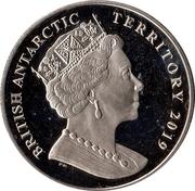 2 pounds Manchot empereur – avers