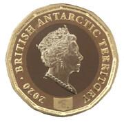 1 Pound - Elizabeth II (Climate Change) – avers