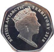 50 pence Boaty McBoatface Commemorative – avers