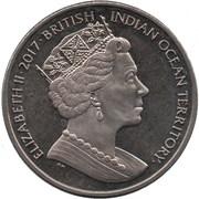 2 Pounds - Elizabeth II (Armoiries) – avers