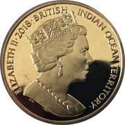 2 pounds - Elizabeth II (Sapphire Coronation) – avers